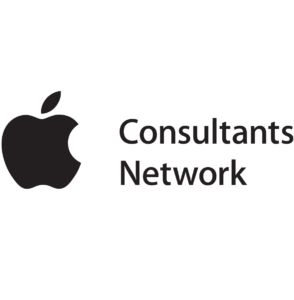 Apple Consultants Network logo (color)
