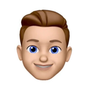 Memoji of Daniel Herr