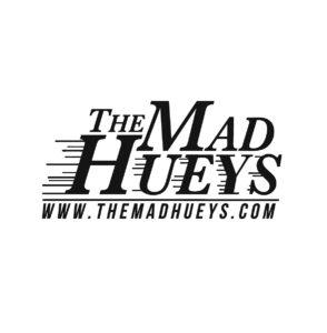 The Mad Hueys logo