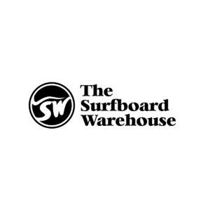 The Surfboard Warehouse logo