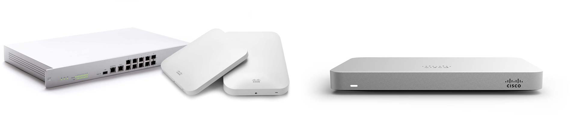 Cisco Meraki Cloud Managed Access Point and MX64 Mantle